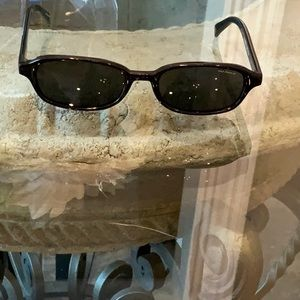 Ralph Lauren black sunglasses polo jean co.